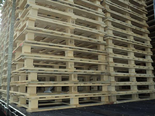 Pallet-Block