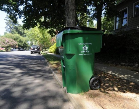 Charlotte, NC's new recycling rule could backfire